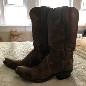 Authentic 'Nicole' Lucchese Western Boots